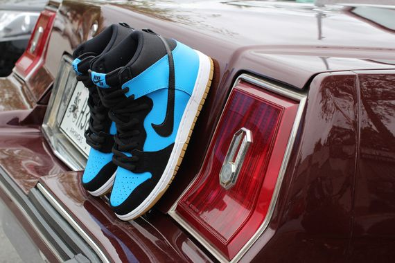 nike sb-dunk high-blue hero