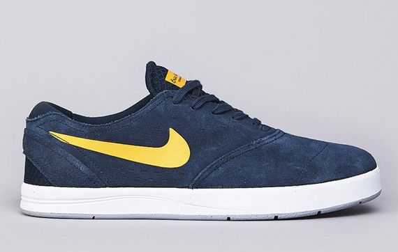 nike sb-eric koston-2-armory navy-laser orange