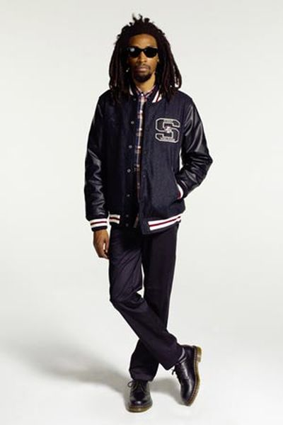 stussy japan-fall 2013 lookbook