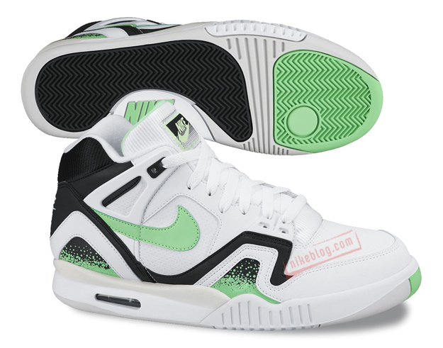 Nike-Air-Tech-Challenge-II-White-Lime-Black-2
