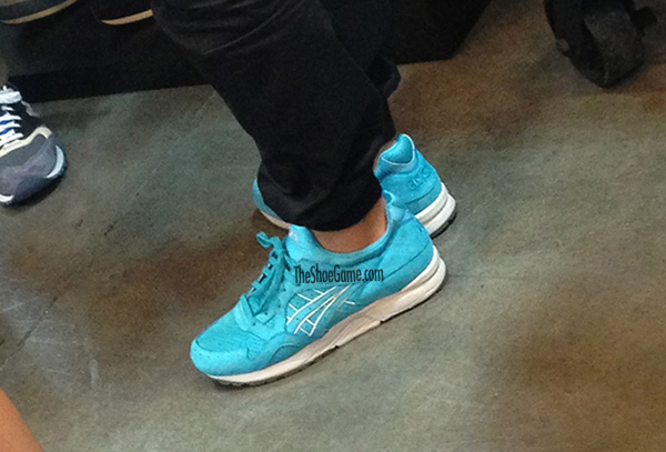 Ronnie Fieg Asics Gel Lyte V Mint