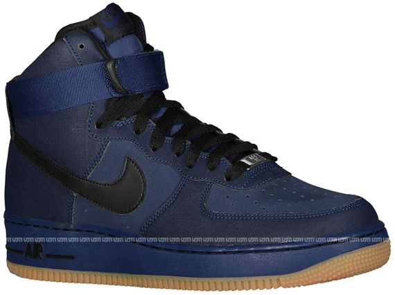 nike-air force 1 high-midnight navy-gum