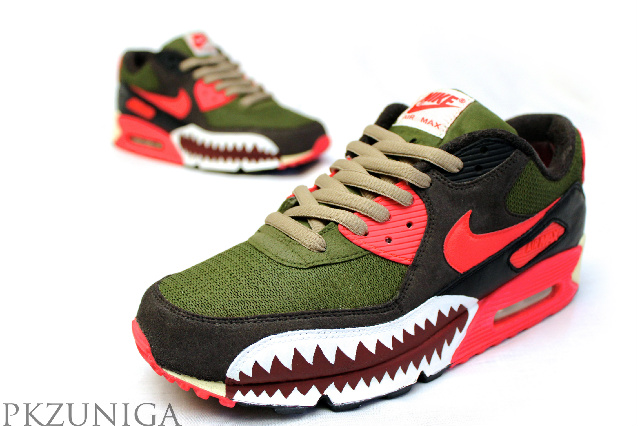 nike-air-max-90-warfrared-custom-2