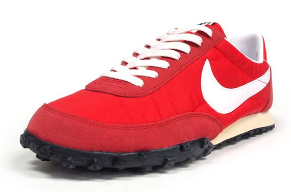 nike-waffle racer vintage-red-white