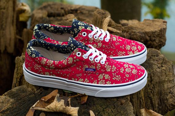 vans-liberty-era 59-red capel