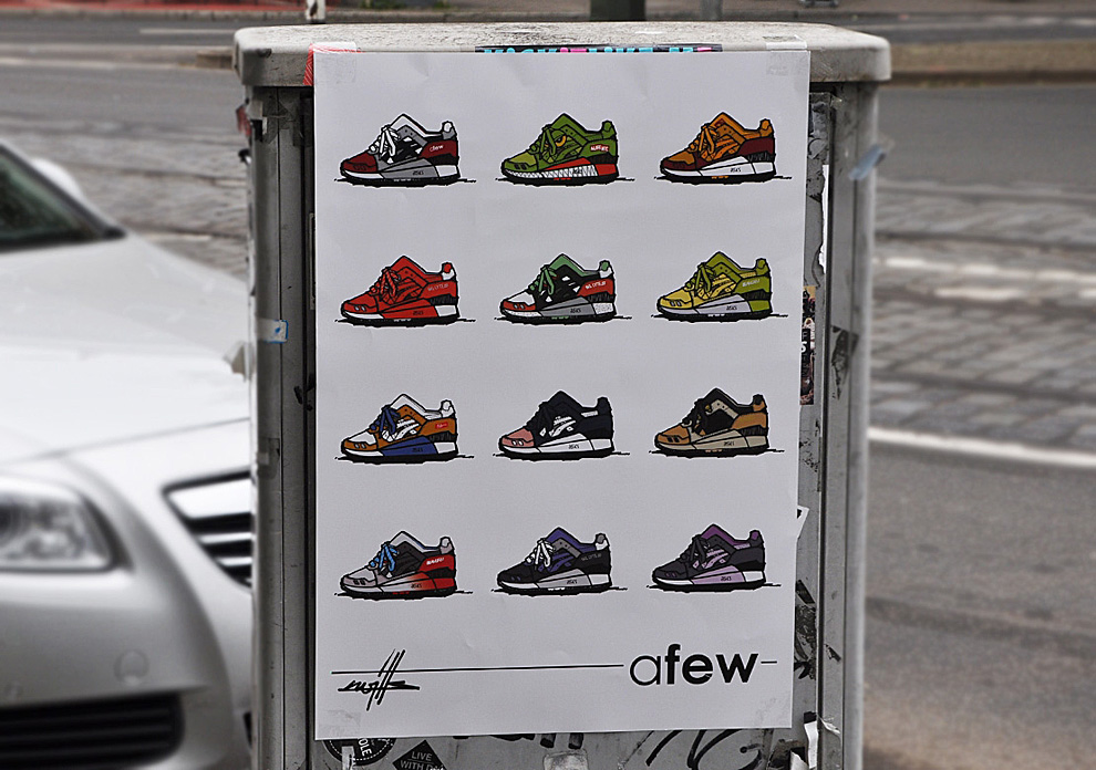 Afew-x-Kwills-Best-of-Gel-Lyte-III-Poster
