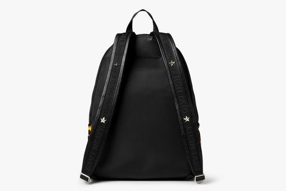 givenchy-flame print backpack_03