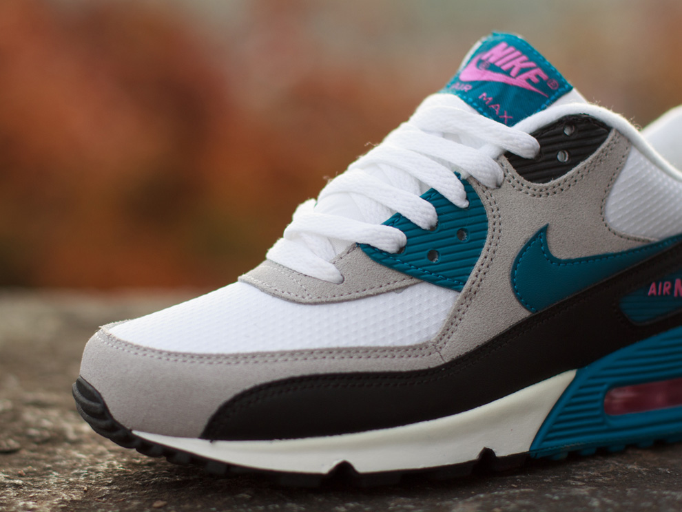 nike wmns-air max 90-green abyss_02