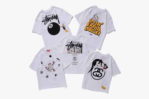stussy kids-looney tunes