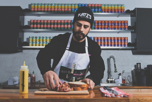 the hundreds-katz's deli-lookbook
