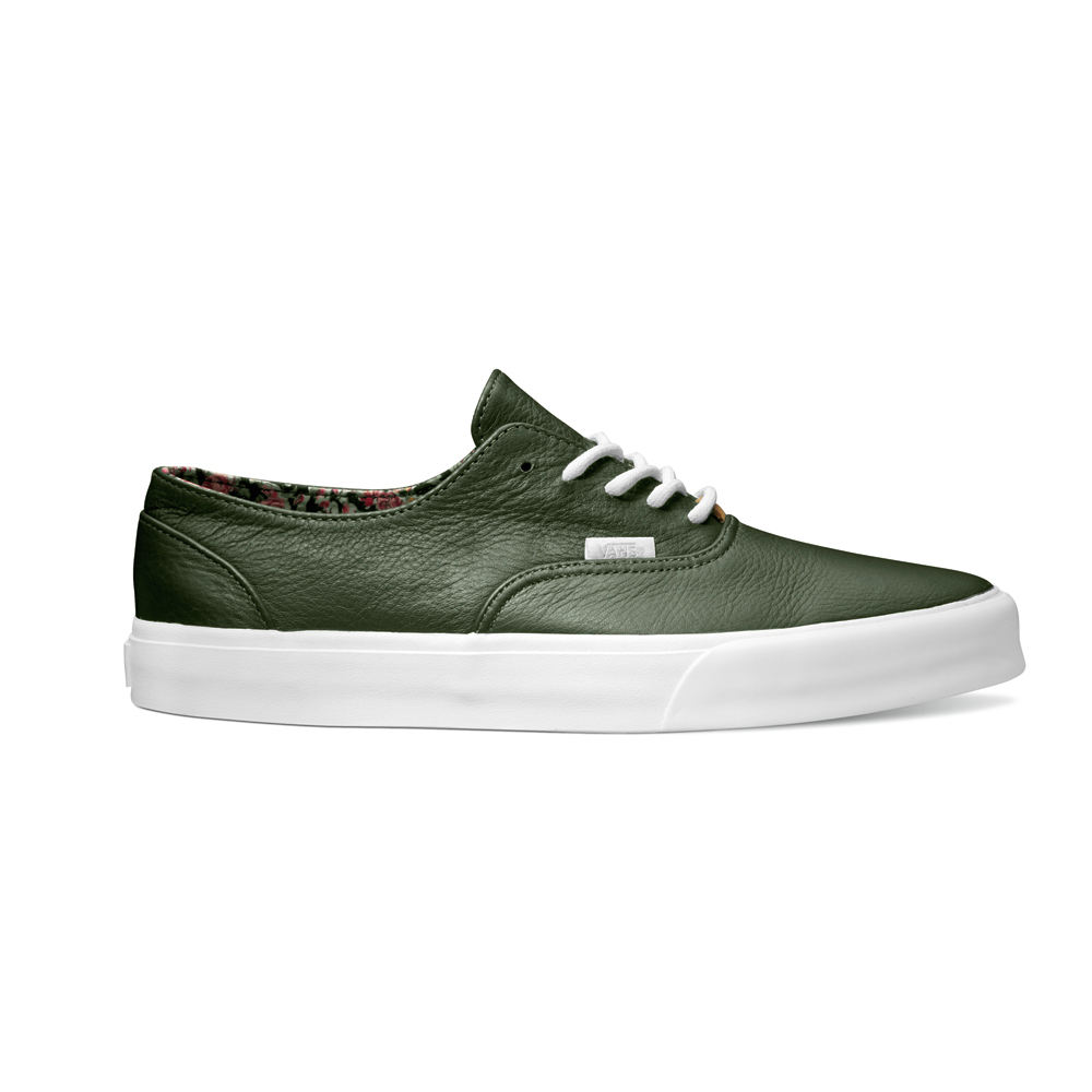 Vans-California-Collection_Era-Decon-CA_Nappa-Leather_Dark-Green_Spring-2014