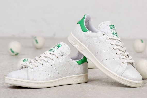 adidas-consortium-stan smith-fairway ostrich