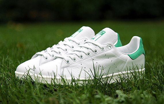 adidas-stan smith-fairway green