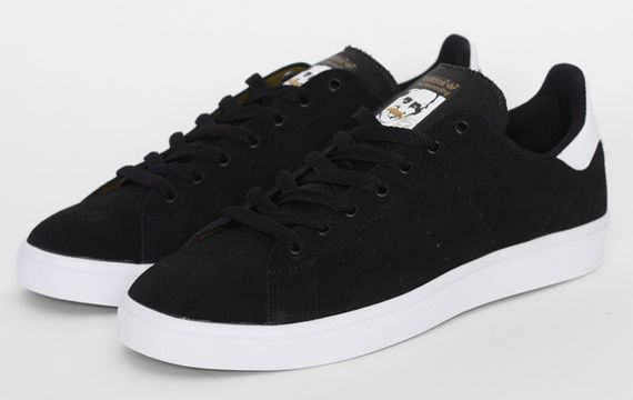 adidas-stan smith-sb-black-white