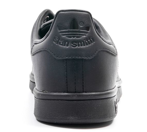 adidas-stan smith-triple black
