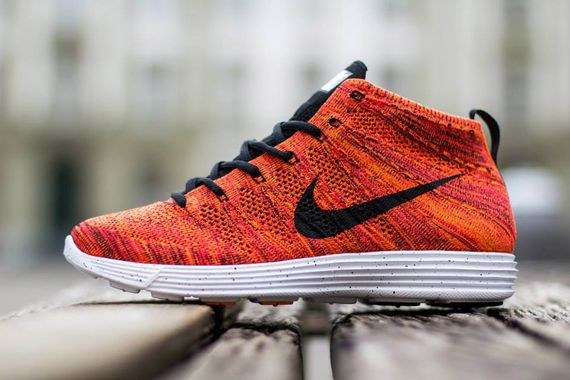 nike-lunar flyknit chukka-spring 2014 colorways