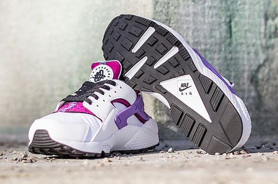 nike wmns-air huarache-bright magenta-purple_03