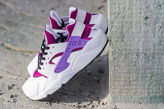 nike wmns-air huarache-bright magenta-purple_04