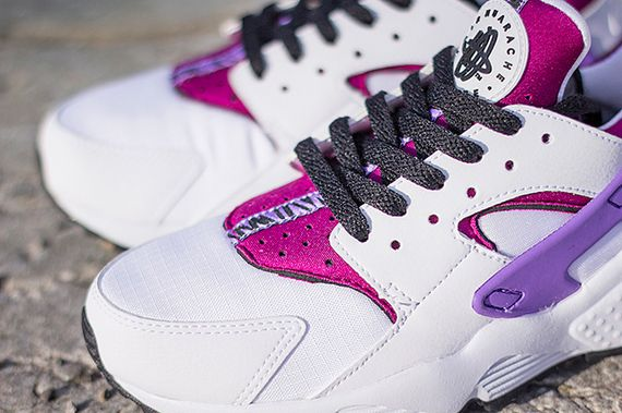 nike wmns-air huarache-bright magenta-purple_07