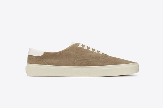 saint laurent-skater sneakers