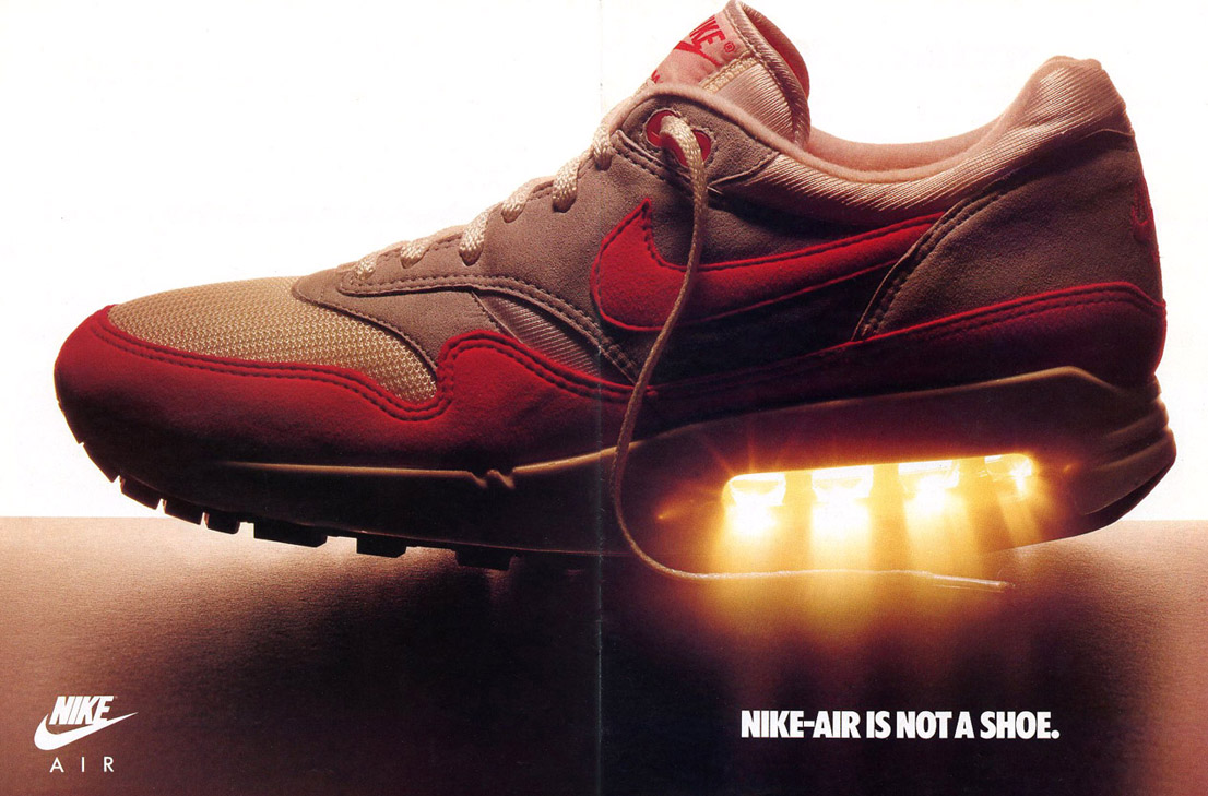 41 Vintage Nike Ads From The 80 S And 90 S