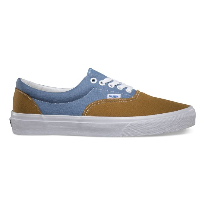 Vans Classics_Era_Golden Coast_Golden Brown Blue Shadow_Spring 2014