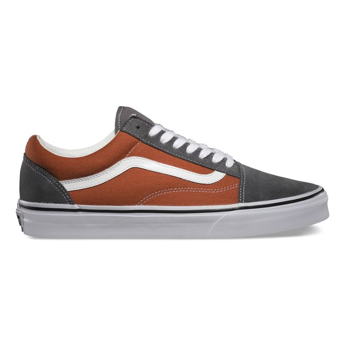 Vans Classics_Old Skool_Golden Coast_Rust Smoked Pearl_Spring 2014