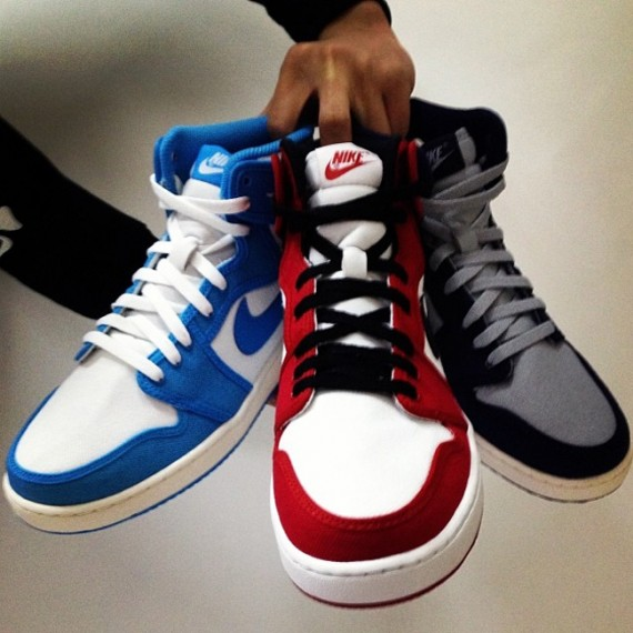 air jordan 1 all colorways