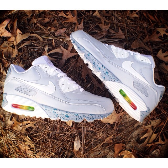 Air Mag Custom Nike Air Mag Meets Nike Air