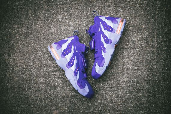 nike-air diamond-purple-orange