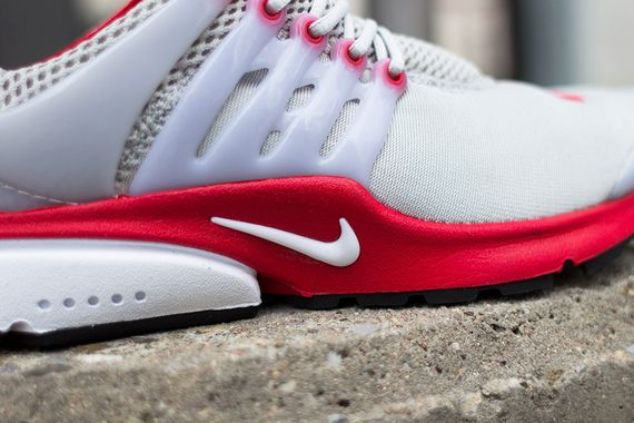 nike-air presto-uni red