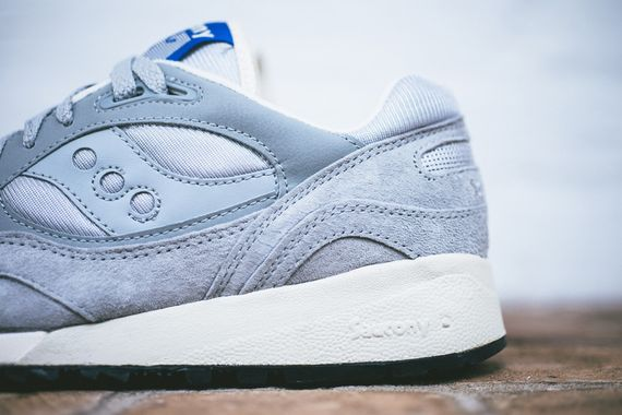 "Saucony Shadow 6000 ""Grey Pack"" Spring 2014 