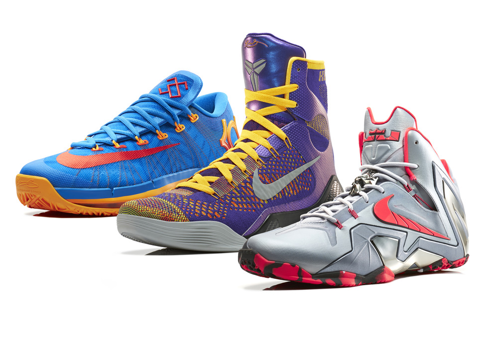 Introducing the Nike Basketball Elite Series