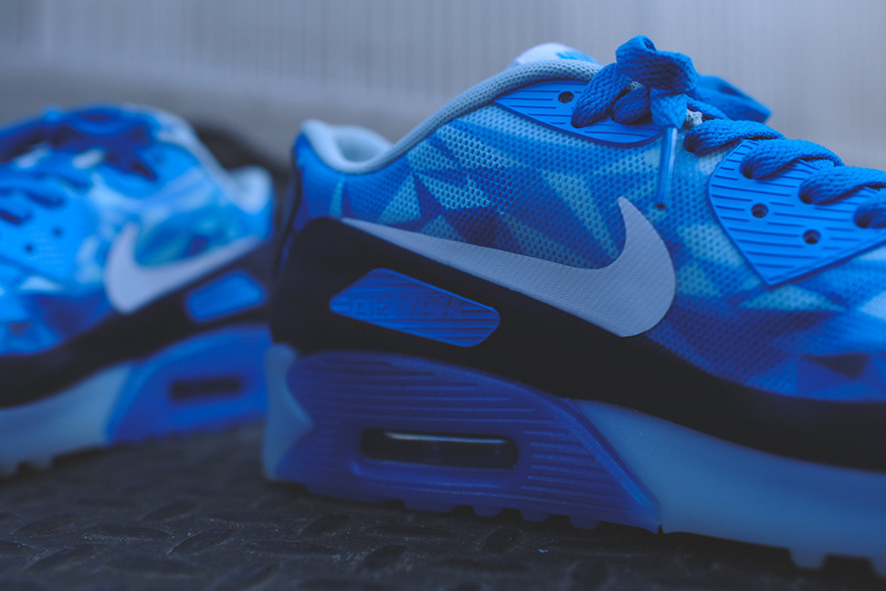 nike air max 90 ice barely blue for sale