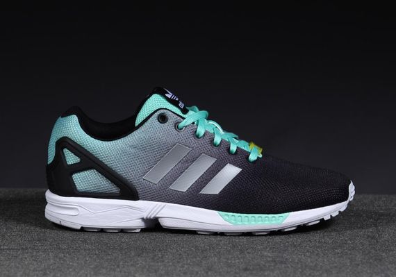 adidas-zx flux-gradient-black-mint