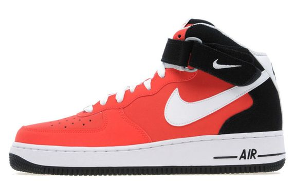 nike-air force 1 mid-crimson-black_02