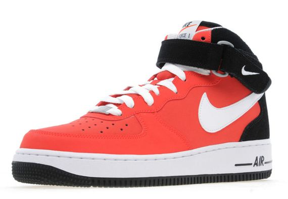 nike-air force 1 mid-crimson-black_03