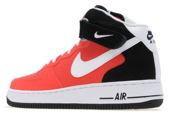 nike-air force 1 mid-crimson-black_06