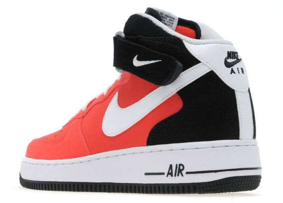 nike-air force 1 mid-crimson-black_07