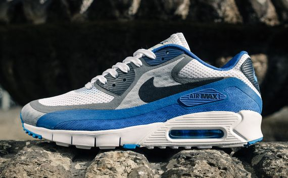 nike-air max 90-royal blue