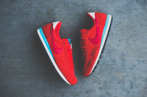 nike-air pegasus 83-light crimson