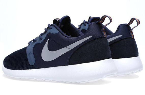 nike-roshe run hyperfuse-midnight navy
