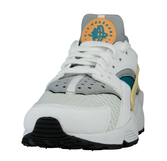 nike wmns-huarache-white-atomic orange-teal_02