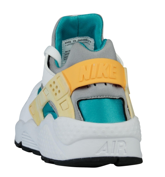 nike wmns-huarache-white-atomic orange-teal_03
