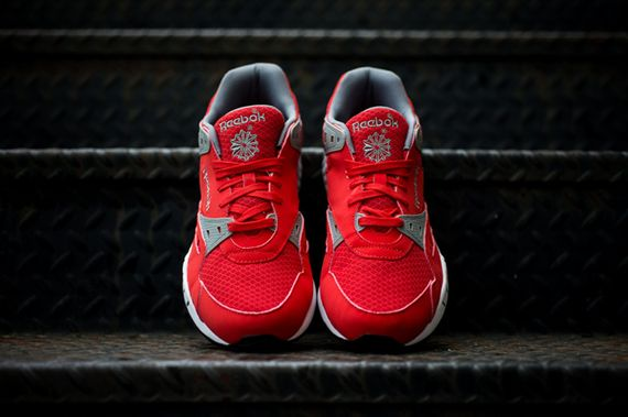 reebok-sole trainer-china red