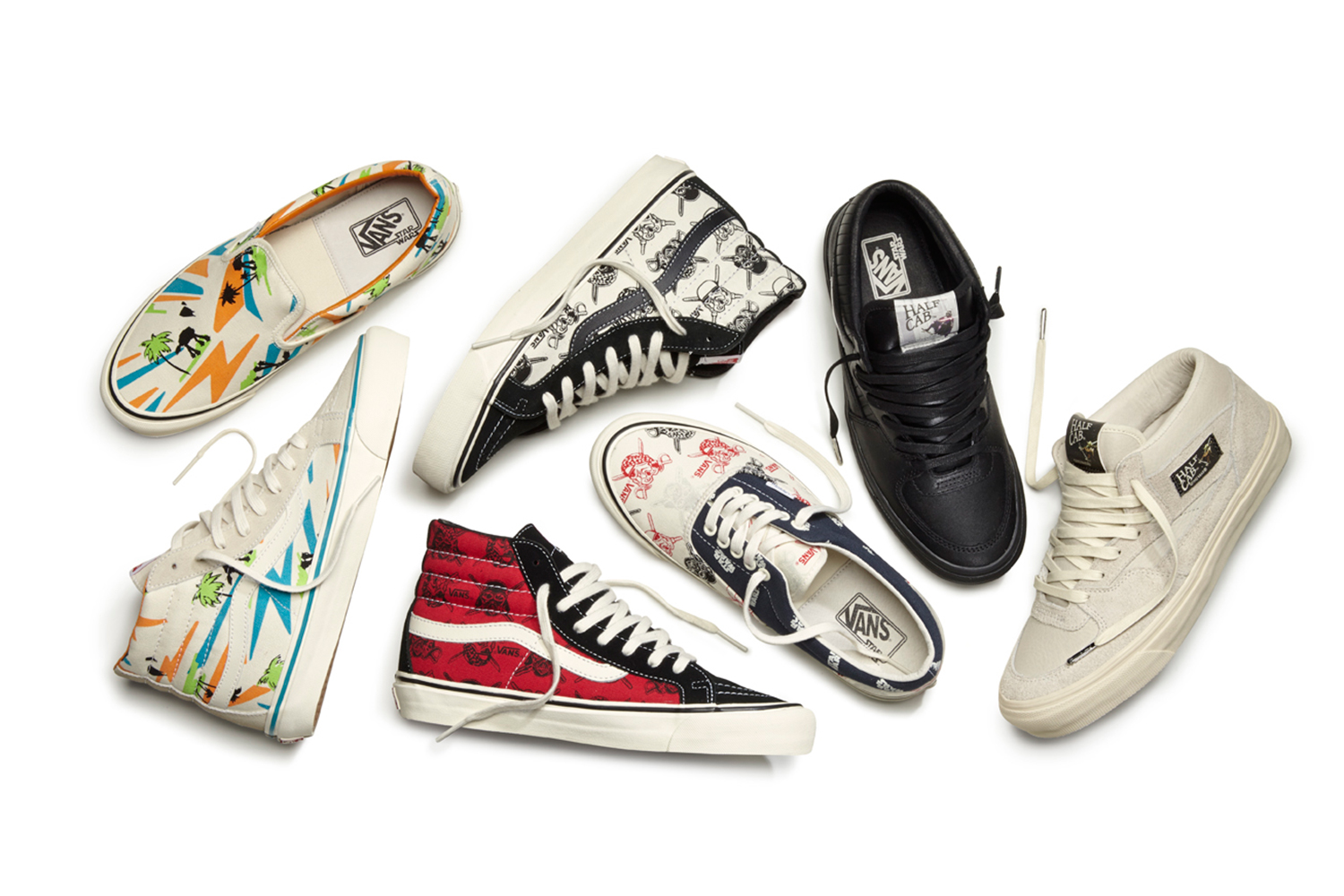 e7c0fb85bd43e7 Vault-by-Vans-x-Star-Wars-Footwear Collection