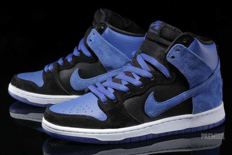 hot sale online e173d 2a539 ... sweden nike sb dunk high royal blue 4dbaf a9318