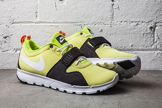 nike sb-trainerendor-sonic yellow