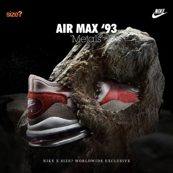 nike-size-air max 93-metals