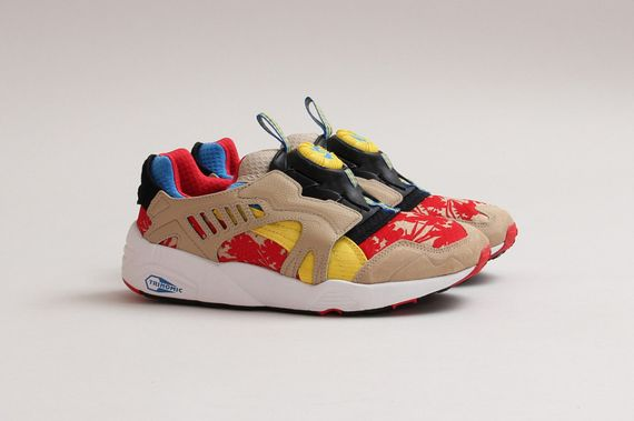 puma-disc cage-tropical pack